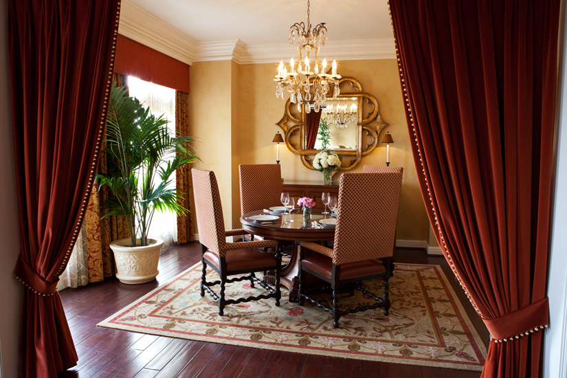 Luxury Rooms Filming