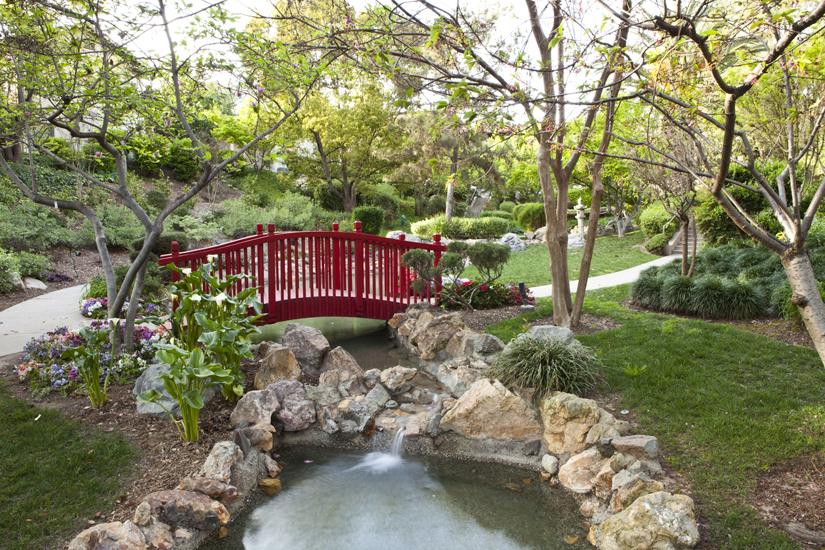 Japanese Gardens for Filming