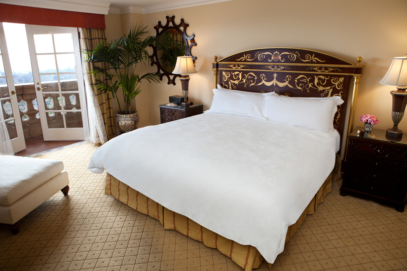 Hotel Room Filming