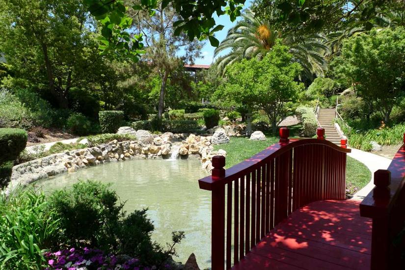 Beautiful Gardens for Filming