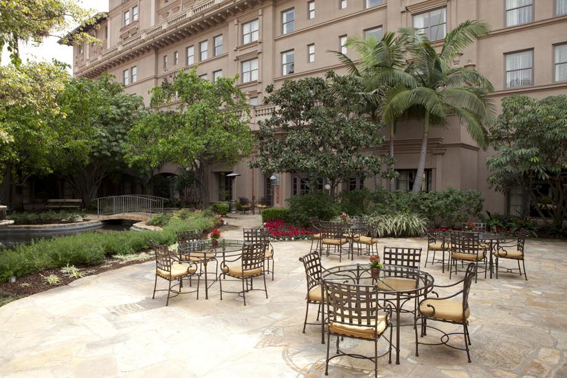 Hotel Film Location Pasadena